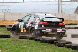 II етап Трофею з ралі на серійних автомобілях 2016