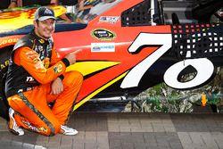 Polesitter Martin Truex Jr., Furniture Row Racing Toyota
