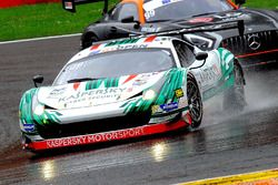 #49 AF Corse Ferrari 458 Italia GT3: Alex Moiseev, Marco Cioci