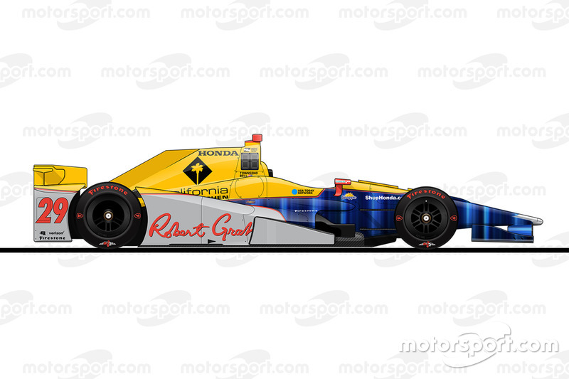 4. Таунсенд Белл, Andretti Autosport Honda