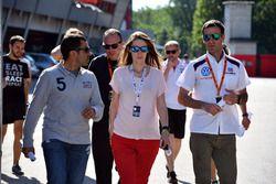 Jordi Gené, Liqui Moly Team Engstler, Volkswagen Golf GTI TCR and Davit Kajaia, Liqui Moly Team Engs