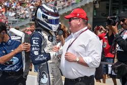 Max Chilton, Chip Ganassi Racing Chevrolet and Chip Ganassi