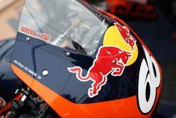 Detail: KTM RC16 MotoGP