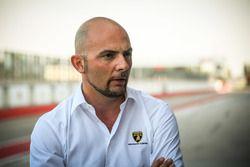 Giorgio Sanna, responsabile Motorsport di Automobili Lamborghini