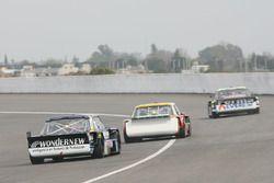 Esteban Gini, Nero53 Racing Torino, Juan Jose Ebarlin, Donto Racing Torino, Nicolas Gonzalez, A&P Competicion Torino