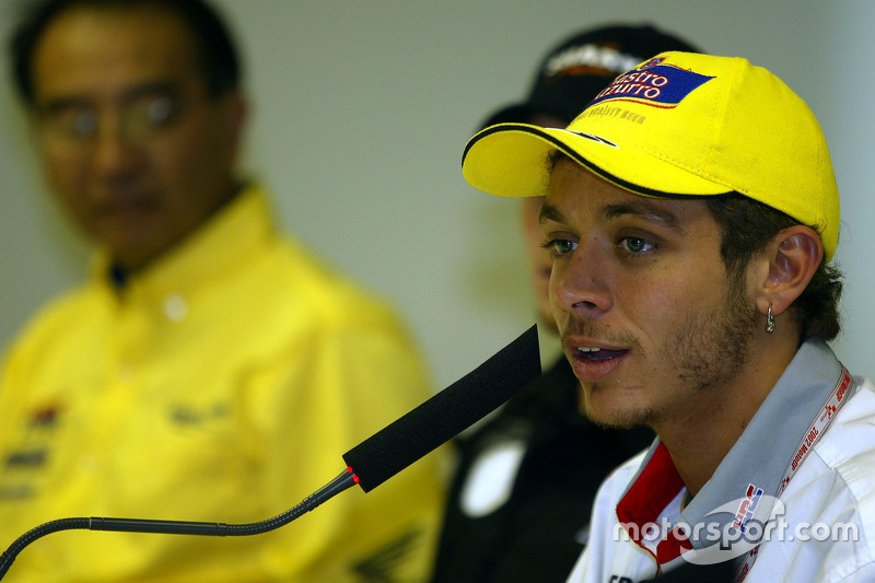 Sieger Valentino Rossi