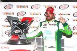 Race winner Justin Marks, Chip Ganassi Racing Chevrolet