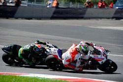 Danilo Petrucci, Pramac Racing, Bradley Smith, Monster Yamaha Tech 3