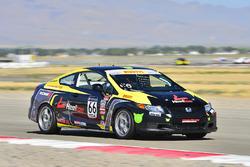 #66 Shea Racing Honda Civic Si: Johan Schwartz