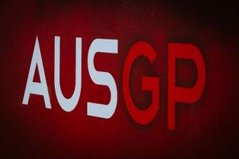 Logo del GP de Australia
