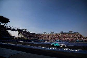 Oliver Turvey, NIO Formula E Team, NIO Sport 004 Robin Frijns, Envision Virgin Racing, Audi e-tron FE05, Jose Maria Lopez, Dragon Racing, Penske EV-3