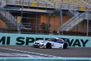 #41 MP1A BMW M4 GT3 driven by John Estupinan and Adam Yunis of TLM Racing