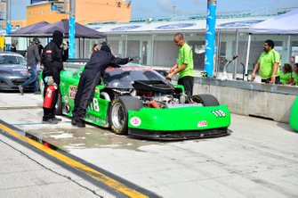 #118 MP1A Chevrolet Corvette C5 driven by Juan Vento of JV Racing