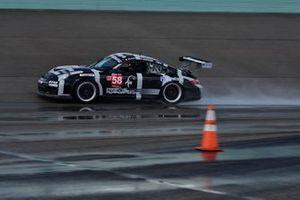 #58 MP1B Porsche GT3 Cup driven by David Tuaty & Pedro Redondo Sr. of TLM Racing