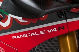 Aruba.it Racing-Ducati SBK Team, Ducati Panigale V4R