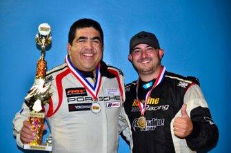 Adan Ramos, & George Hazbun of NGT Motorsports