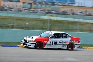 #170 MP3B BMW 328 driven by Sebastian Carazo & Rhamses Carazo of TLM USA