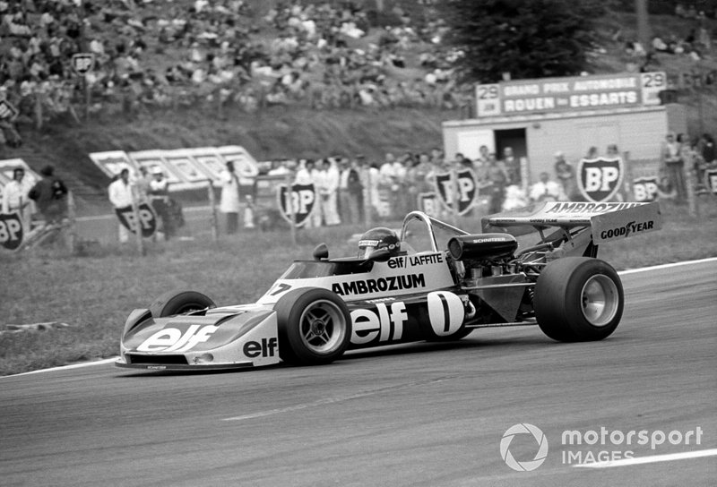 1975 Formel 2: Jacques Laffite