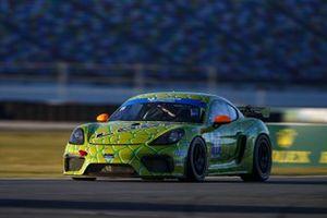 #11 BGB Motorsports Porsche Cayman GT4 MR, GS: Thomas Collingwood, John Tecce, Stefan Rzadzinski