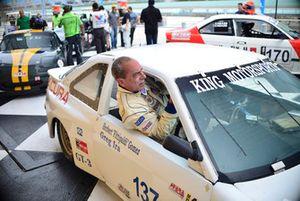 #137 MP4A Acura Integra driven by Herbert Gomez