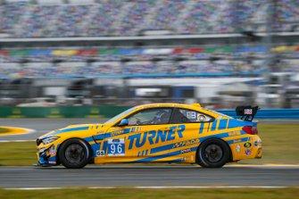 #96 Turner Motorsport BMW M4 GT4, GS: Robby Foley, Bruce McKee, Sydney McKee