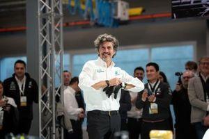 Giuseppe D'Arrigo Pit stop challenge