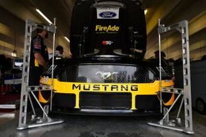 David Ragan, Front Row Motorsports, Ford Mustang FireAde