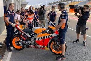 Хорхе Лоренсо, Repsol Honda Team