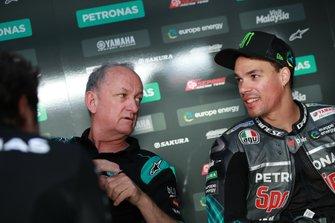 Ramon Forcado, Franco Morbidelli, Petronas Yamaha SRT