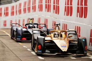 Andre Lotterer, DS TECHEETAH, DS E-Tense FE19, Sam Bird, Envision Virgin Racing, Audi e-tron FE05