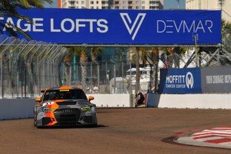 Alain Lauziere, Alphasonic Motorpsort Audi Sport RS3 LMS