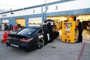Kyle Busch, Joe Gibbs Racing Toyota Camry