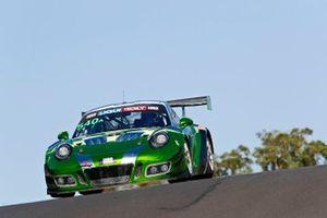 #540 Black Swan Racing Porsche 911 GT3-R: Tim Pappas, Jeroen Bleekemolen, Marc Lieb