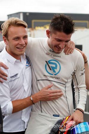 Pole position for #62 R-Motorsport Aston Martin Vantage GT3: Jake Dennis, Marvin Kirchhöfer