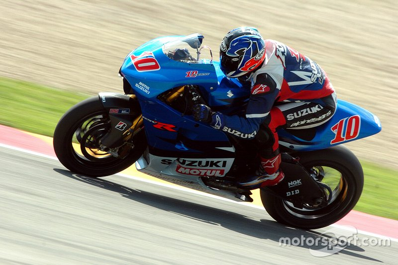 2004 : Kenny Roberts Jr