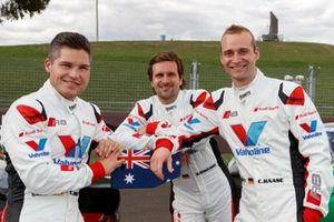 Кристофер Мис, Кристофер Хааз, Маркус Винкельхок, Audi Sport Team Valvoline, Audi R8 LMS (№2)