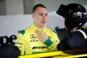 #999 Mercedes-AMG Team GruppeM Racing Mercedes AMG GT GT3: Raffaele Marciello