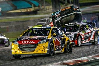 Kevin Hansen, Team Hansen MJP, Reinis Nitiss, GRX Taneco crashed