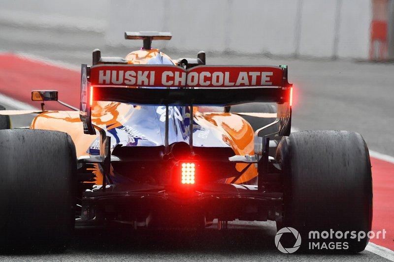 Карлос Сайнс, McLaren MCL34