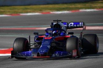 Александр Албон, Scuderia Toro Rosso STR14