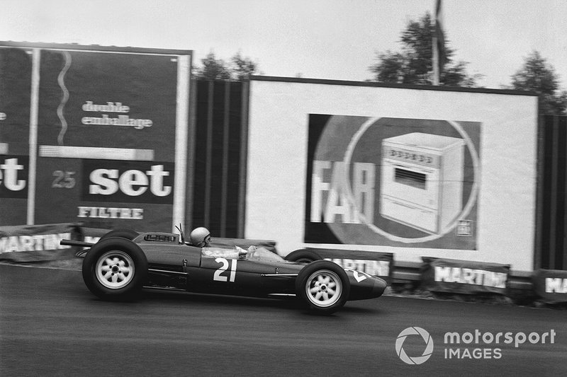 Chris Amon, Reg Parnell Racing