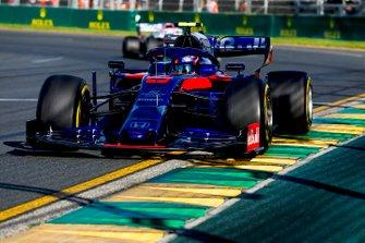 Александр Элбон, Toro Rosso STR14
