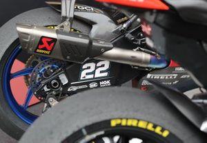 Alex Lowes' Yamaha
