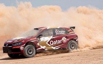 ناصر العطية، مناطق رالي قطر الدولي