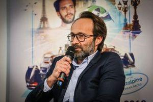 Didier Lahaye, directeur adjoint des sports du groupe Canal+