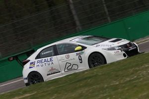 Davide Nardilli, MM Motorsport, Honda Civic TCR
