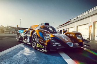 Aurus, G-Drive Racing