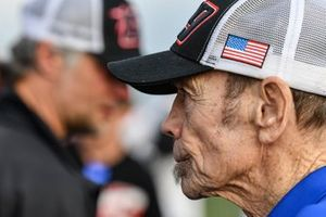 Nicky Hayden's father Earl