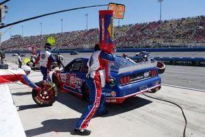 Joey Logano, Team Penske, Ford Mustang AAA Southern California