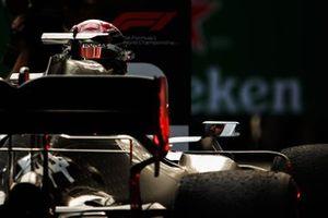 La voiture du vainqueur, Lewis Hamilton